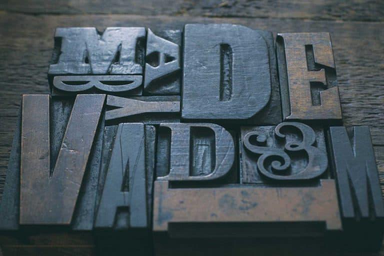 Monogrammed front door mat