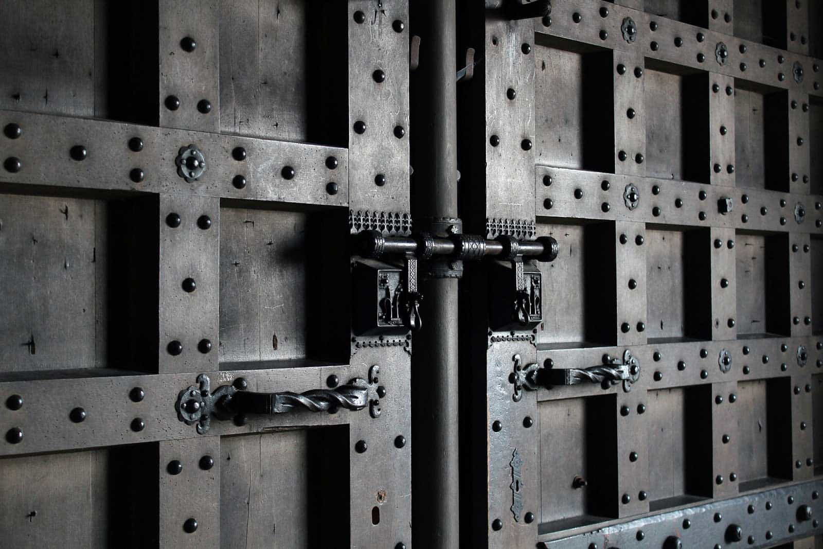 security bars for doors