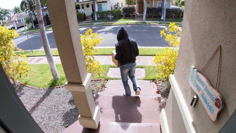 Hidden front door cameras: Which 0ne to buy and how to hide it