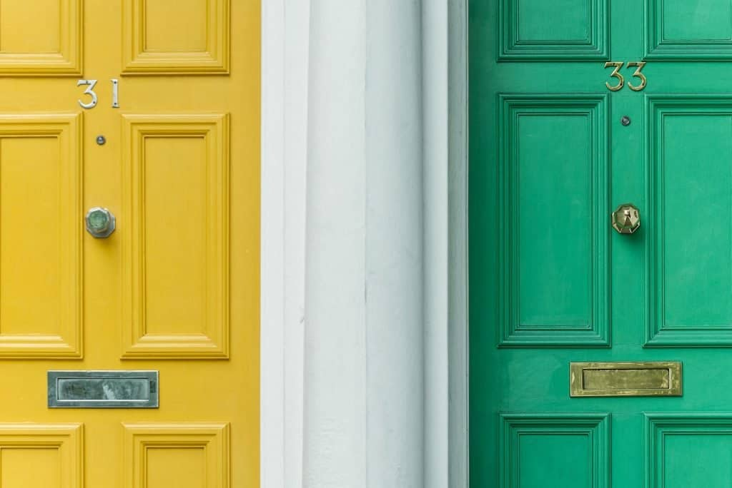 front door color meanings