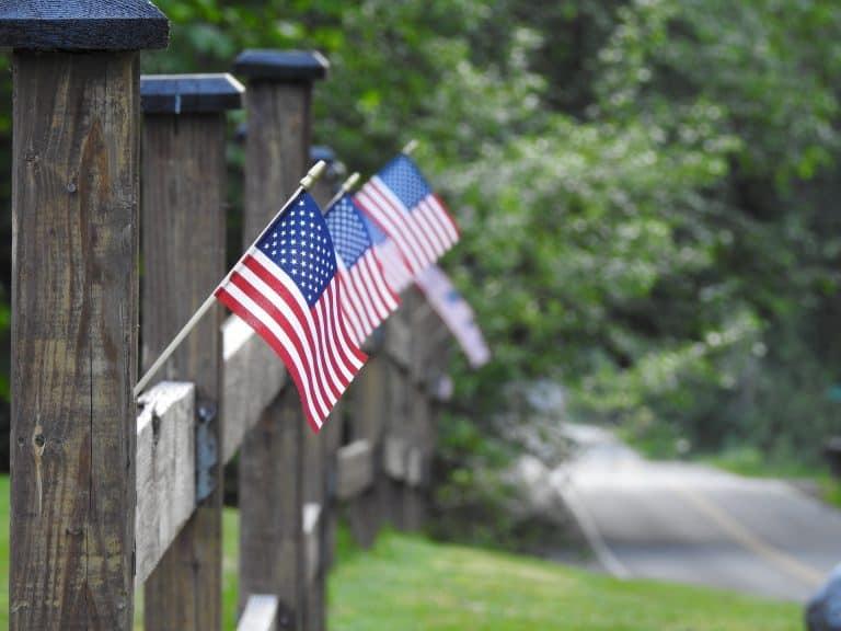 24 Metal American Flag Top Picks for the Patriotic Home